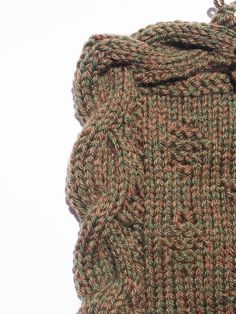 Dayana Knits: Turning A Corner -- Rowan Mystery Afghan KAL Finishing Tips Knit Vest Pattern, Afghan Crochet Patterns, Knitting Patterns Free, Knit Patterns, Free Knitting, Knitting Tutorials, Herringbone Stitch Knitting, Diy Clothes Accessories, Knitted Blankets