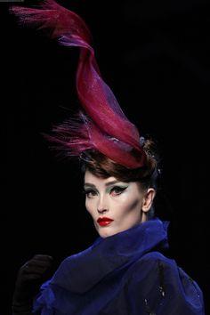 seaborder:    John Galliano for Christian Dior S/S 2011 HC