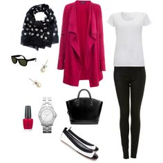 My Style, created by karen-demarcay-white on Polyvore