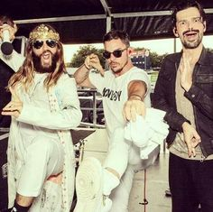 30stm I saw them on Tuesday! They were amazing!!!