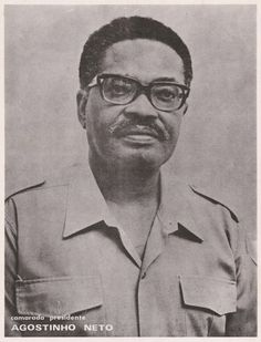 After MPLA president Agostinho Neto met with Che Guevara in 1965, the MPLA received support from Cuba. Angola gained independence on November 11, 1975, and Neto became the country's first president.