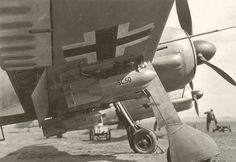 Fw 190 Armed with SC.50