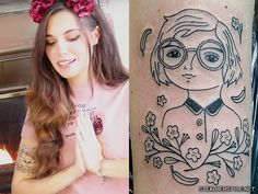 Marzia Bisognin's 17 Tattoos & Meanings | Steal Her Style