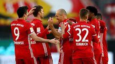 Bundesliga: Die schönsten Fotos vom Bundesligaspiel zwischen Wolfsburg und dem FC Bayern.
