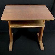 Schultisch  Schultisch, Original Casala, nur an Selbstabholer in Antiquitäten ...