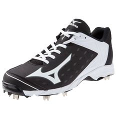 Image for Mizuno Mens 9-Spike Advanced Swagger 2 Low Metal Cleat from  Baseball Equipment