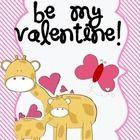 Valentine CVC game (free!!)