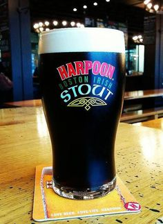 Harpoon Stout ~ Beer Advocate