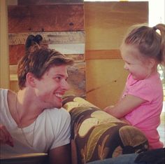 LUKE AND BABY WILLOW IM DONE *throws table*