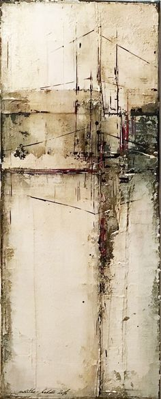 mixed media on canvas - 20x50 - c/o atelier meintke & behder- www.atelier-meintkebehder.de