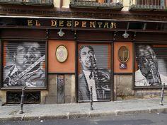 C/ De la Tordecilla del Leal 18. Barrio Antón Martín. Madrid. 2015