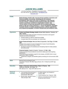 Marketing Resume Objective Statements Advertising Skills And