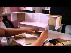 Manualidades: Cómo hacer un organizador super fácil - Juancarlos960 - YouTube