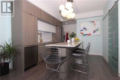 #2012 -170 SUMACH ST, Toronto, Ontario   M5A3H7 - C3972890 | Realtor.ca Ontario, Toronto, The Unit, Table, Furniture, Home Decor, Decoration Home, Room Decor, Tables