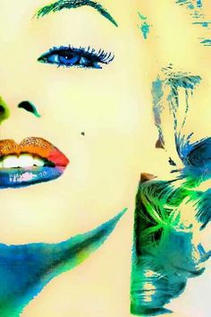 ★ Marilyn Monroe ♡ Old Hollywood ★ Marilyn Monroe And Audrey Hepburn, Marilyn Monroe Artwork, Marylin Monroe, Pin Up Retro, Pin Up Girl Vintage, Valkyrie Tattoo, Pop Art, Art Watercolor, Pop Culture Art