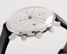 Junghans Max Bill Chronoscope 1250