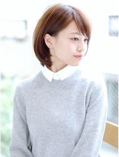 ウル(HOULe)HOULe【根岸宏幸】大人かわいいフェミニンボブ☆