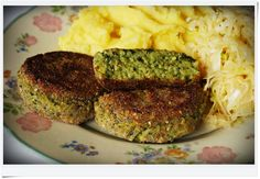 My Vegan Kitchen: Pyszne i szybkie kotlety jaglano-szpinakowe