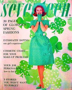 Seventeen Magazine St Patricks Day
