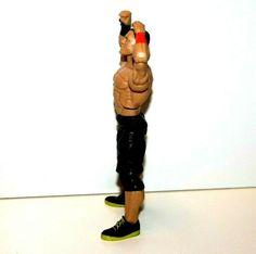 #Mattel #W6535 #WWE Series 17 Elite #Collector #JohnCena #Action #Figure 7'' John Cena, Indiana Jones, Wwe, Movie Tv, Action Figures, Superhero, Sports, Fictional Characters, Hs Sports