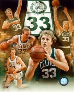My all time fav Basketball player.  Larry Bird