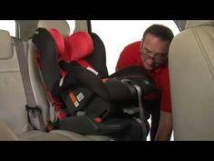 SAFEFIX PLUS - Einbau des Sitzes - YouTube
