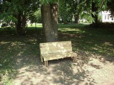 2 pallet bench instructions