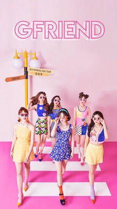 Gfriend Album, Gfriend Yuju, Kpop Girl Groups, Korean Girl Groups, Kpop Girls, Gfriend Profile, Go Wallpaper, Wallpaper Lockscreen, Mobile Wallpaper