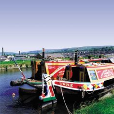 CANAL NARROW BOATS | Canal-big-narrowboats