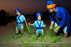 Work is worship for Sikh