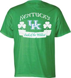 Some Kentucky green!