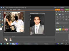 adobe photoshop elements tutorial: how to swap faces in under 60 seconds