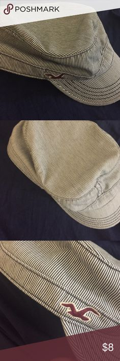 Hollister Hat! Used in good condition! Hollister hat! Navy blue. Nice vintage! Hollister Accessories Hats