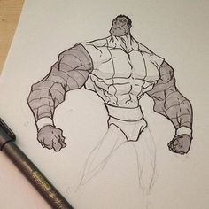 colossus sketch by Anny-D on DeviantArt