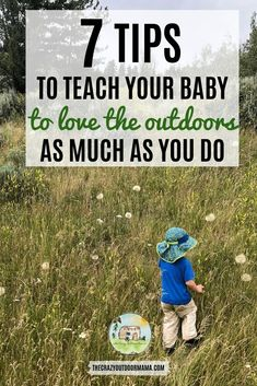 Check out these seven tips to learn how to camp and hike with your baby and love it! Learn how to get your baby involved in the outdoors at a young age, as well as how to hike with them and continue your own hiking and camping trips! Camping With A Baby, Hiking With Kids, Camping And Hiking, Family Camping, Travel With Kids, Outdoor Camping, Camping Tips, Camping Style, Outdoor Baby