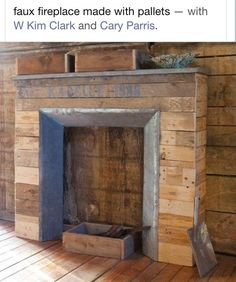 DIY Fireplaces – How To Make Your Own Fireplace Easily | Faux ...