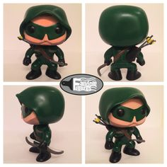 Arrow custom Funko POP!