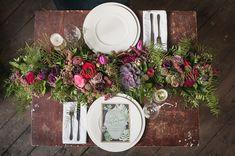 botanical wedding ideas - photo by Ryan Welch Photography http://ruffledblog.com/welsh-floral-wedding-inspiration
