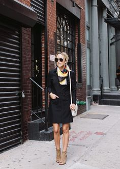 Damsel in Dior | Transitioning Into Fall with Tory Burch