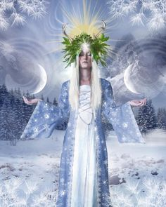 Blessings for Yule