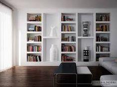 Afbeeldingsresultaat voor plasterboard shelves