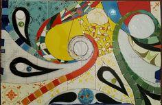 Mosaic by Ricardo Stefani