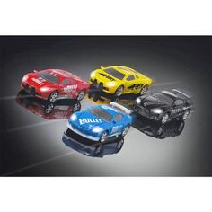As Seen on TV Pocket Racers Electric RC Race Car Small Ultra Speed Remote Control Car Toy for Kids, Assorted
