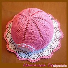 Todo para Crear … : febrero 2014 – Knitting For Beginners Crochet Hat With Brim, Crochet Summer Hats, Crochet Baby Hat Patterns, Crochet Headband Pattern, Crochet Cap, Crochet Mittens, Crochet Baby Hats, Crochet For Kids, Crochet Hat Tutorial
