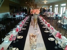 King S Table At Tuscawilla Country Club By Emily Events Florist Flower