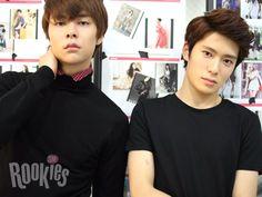 Johnny and Jaehyun