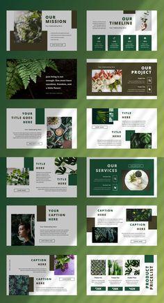 Powerpoint Design Templates, Presentation Design Template, Presentation Layout, Presentation Slides, Site Web Design, Ppt Design, Slide Design, Indesign Layouts, Magazin Design