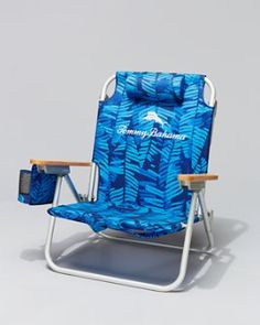 For the Dad who Kicks Back Backpack Beach Chair