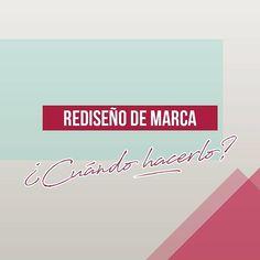 Kary Fernández | Diseño (@karyfernandez.design) ¿Cuándo hacer un rediseño de marca? Instagram, Home Decor, Interior Design, Home Interior Design, Home Decoration, Decoration Home, Interior Decorating