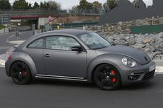 Super Bug: Volkswagen Beetle R Spotted in Europe - Motor Trend WOT